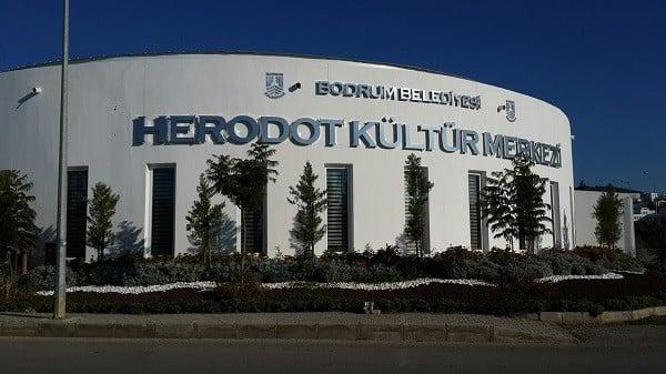 Herodot Kültür Merkezi'nin Adı Atatürk Olsun…