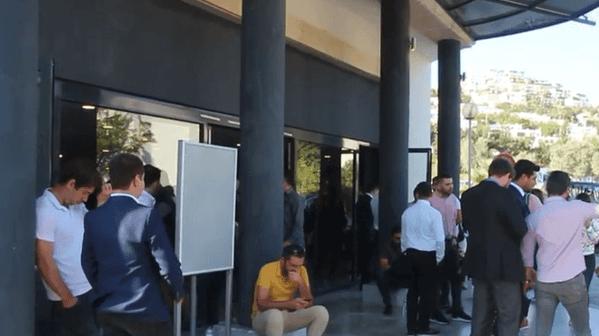 Bodrum Belediyesi'nde 9 kişinin alınacağı iş ilanına 138 kişi başvurdu.