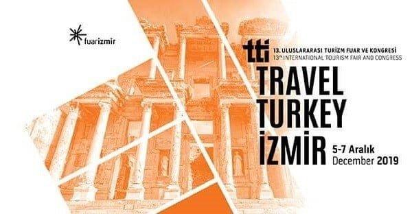 Büyükşehir Belediyesi Travel Turkey İzmir fuarında
