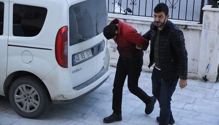 Cinsel taciz şüphelisi tutuklandı