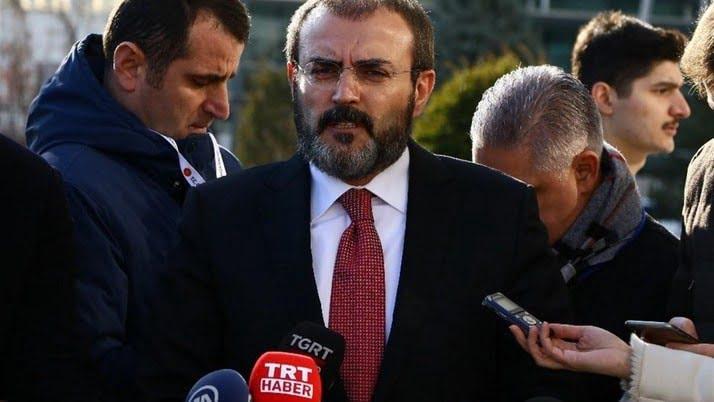 AK Partili Ünal'dan İmamoğlu'na eleştiri: Cumhurbaşkanı gibi konuşuyor