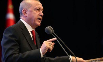 Cumhurbaşkanı Erdoğan'dan 2020'nin ilk paylaşımı!