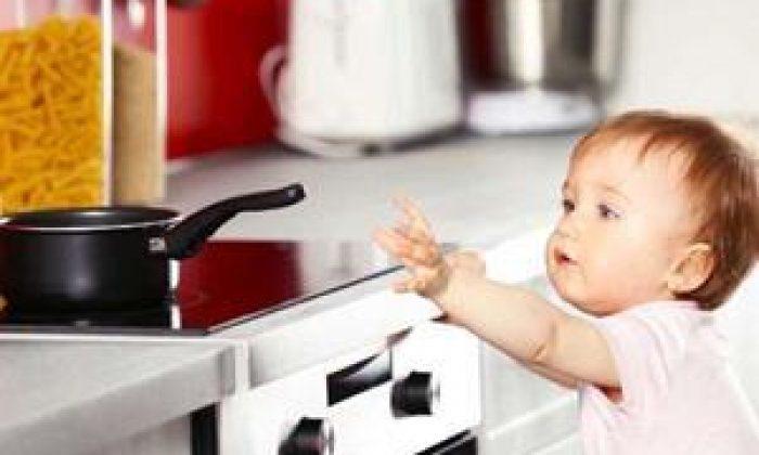 Ev kazalarına karşı anneler eğitilecek