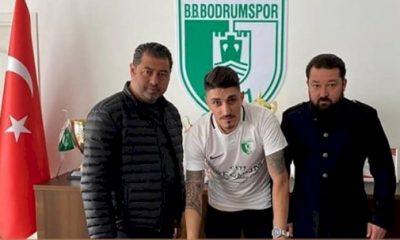 Bodrumspor'dan 2 Transfer Daha