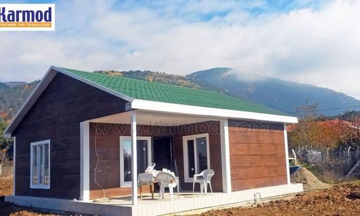 Prefabrik Evlerin Yapım Aşamaları