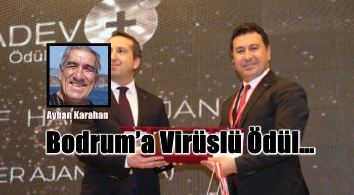Bodrum'a Virüslü Ödül…