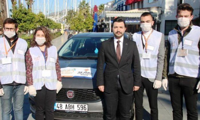 AK Parti 60 yaş üzeri vatandaşlara hizmet başlattı…
