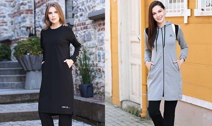 Kadın Tunik Tasarımları 2020