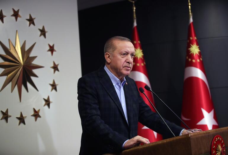 Son dakika haberi: Cumhurbaşkanı Erdoğan madde madde saydı Corona virüsle ilgili yeni kararları açıkladı