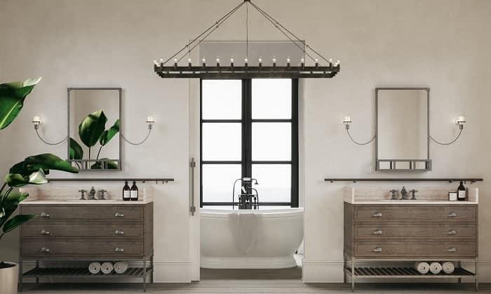 Banyolarda Modern Tasarım Çağı