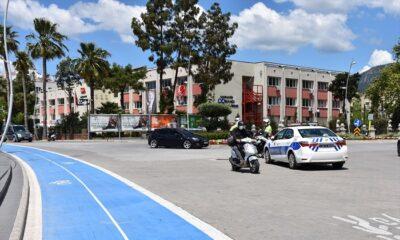 Marmaris'te bisiklete binme yasağı kaldırıldı