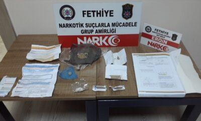 Uyuşturucu ticareti iddiasıyla 1 kişi tutuklandı
