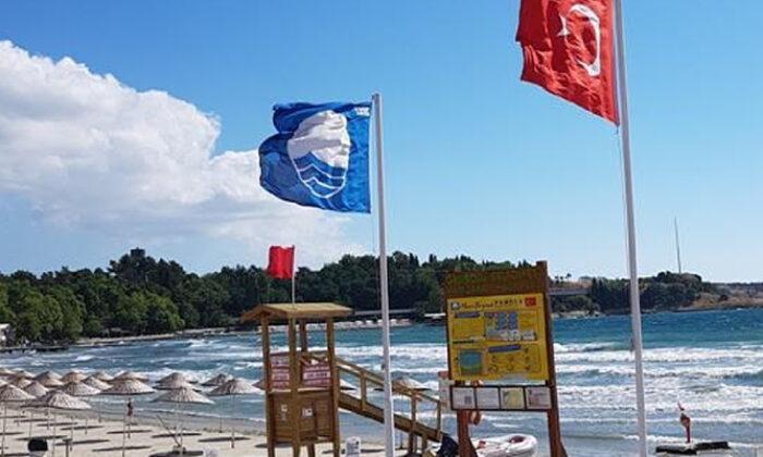 Türkiye'de kaç tane mavi bayraklı plaj var?