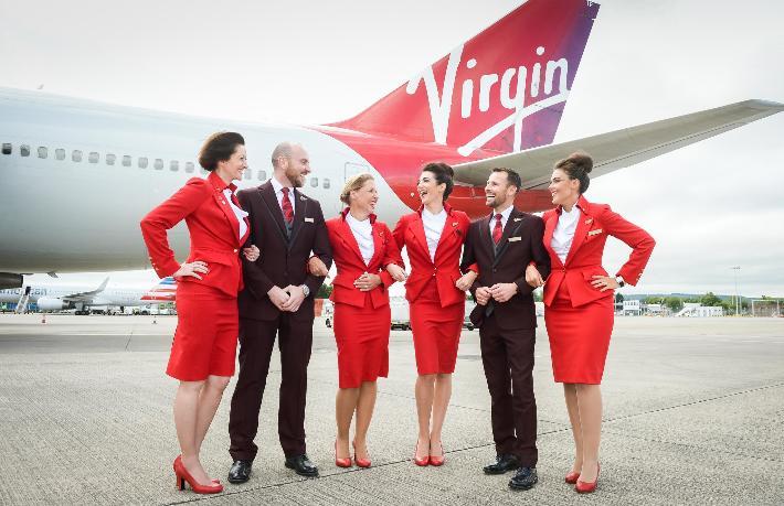 Virgin Atlantic 3 bin çalışanı işten çıkarıyor