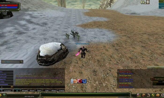 Sultanwar ile Knight Online Daha Kaliteli Oynanıyor