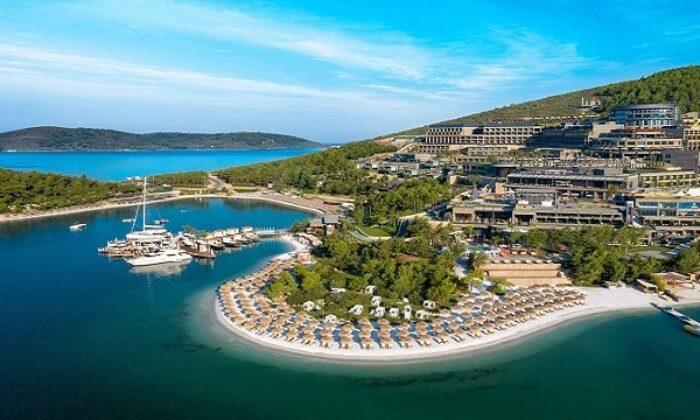 Serkoç Otelcilik Pina Yarımadası'nı 20 yıllığına kiraladı