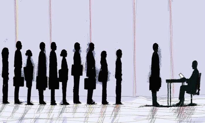 Hizmet sektöründe istihdam 1 milyon 622 bin kişi azaldı