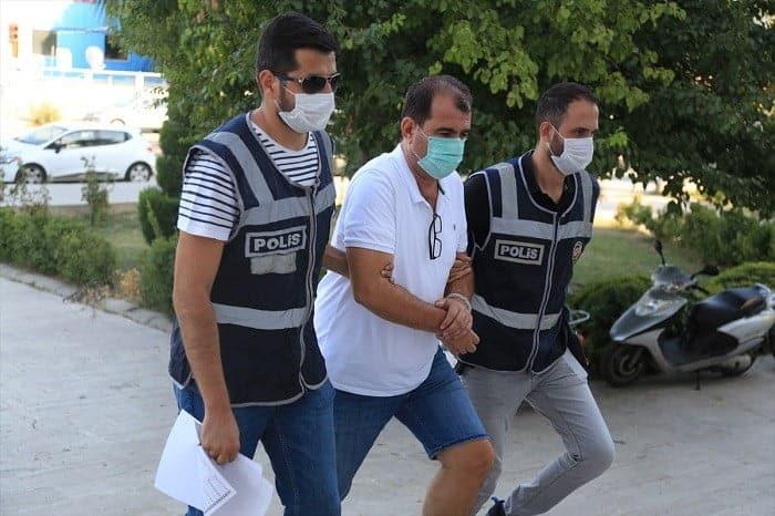 Aranan FETÖ şüphelisi eski binbaşı tutuklandı