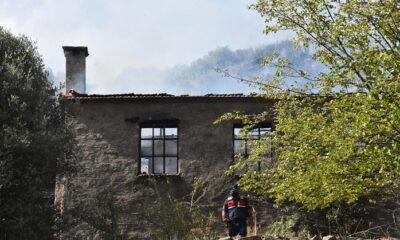 Yatağan'da çıkan orman yangını söndürüldü