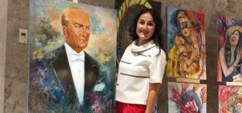 Sanatın, sanatseverlerle buluşma noktası