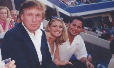 ABD'li modelden Trump'a şok cinsel taciz suçlaması! 'Beni zorla tuttu'
