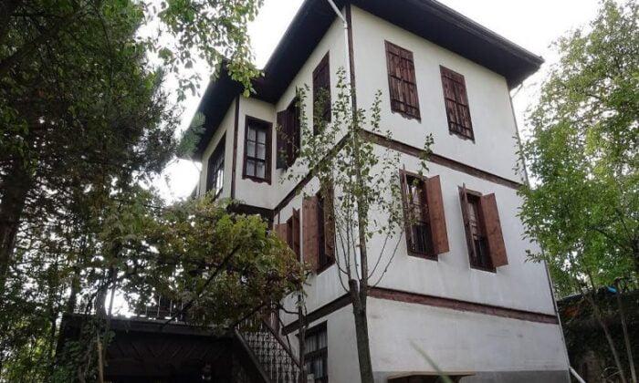 Safranbolu'daki konak En İyi Korunan Ev Onur Ödülü sahibi!