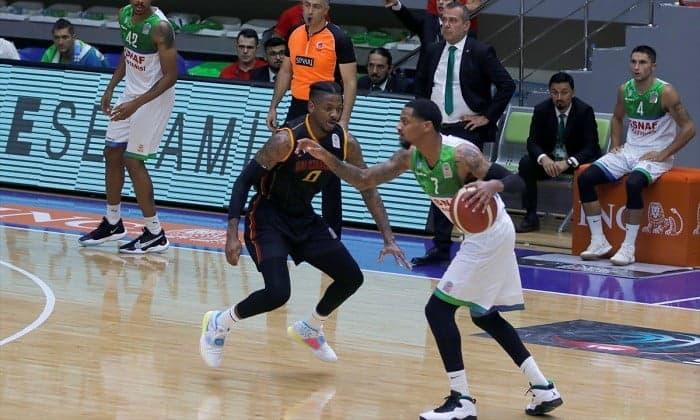 Lokman Hekim Fethiye Belediyespor: 91 – Galatasaray: 82