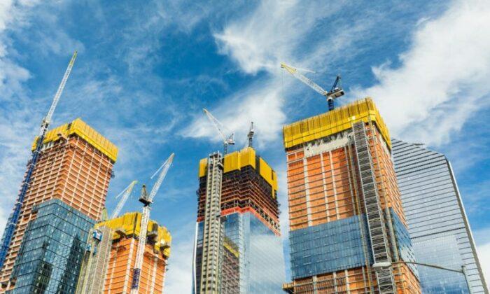 Stokların erimesi inşaat sektörünü hareketlendirdi