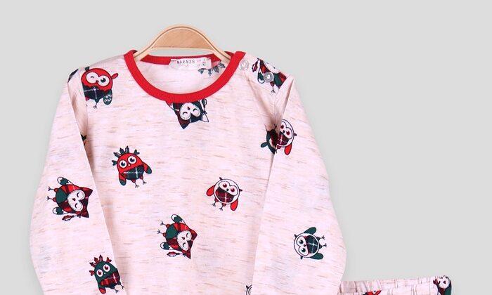 Breeze Çocuk Pijama Takımı