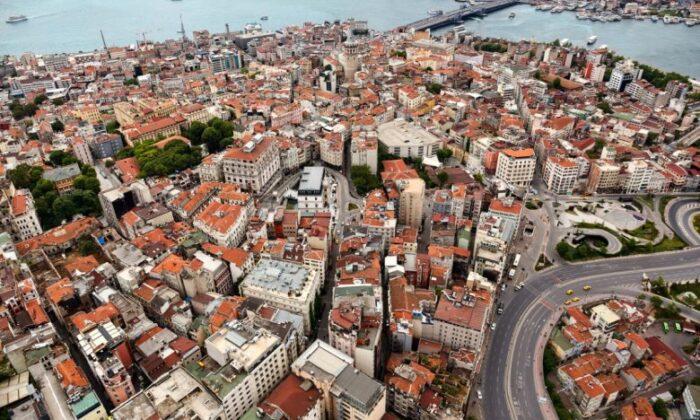 İstanbul'da konut satışı sadece 8 ilçede arttı