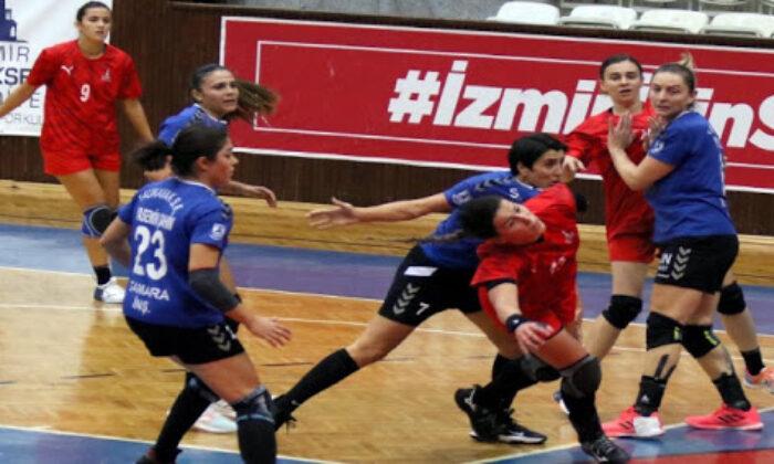 İzmir Büyükşehir Belediyespor-Yalıkavakspor: 22-31