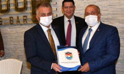 """Vali Ersin Yazıcı: """" Antalya'nın turizm gelirleri bakımından özel sorumluluğu var"""""""