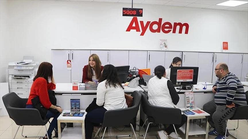 "AYDEM "" Dondurdu"""