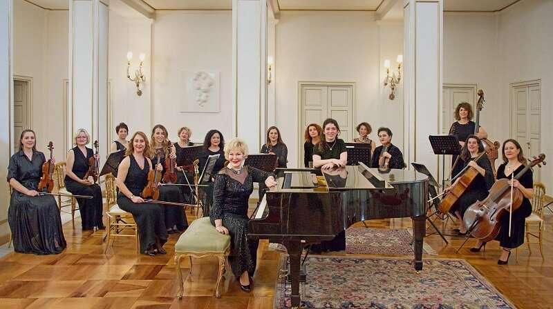 Gümüşlük'te ilk konser Gülsin Onay & Ancyra Ensemble'dan