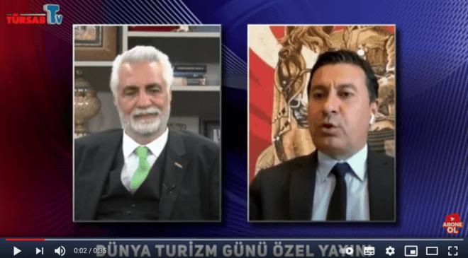 """Ahmet Aras :""""Bodrum'un Sorunu Yeni Yerleşen İnsanlar."""""""