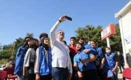 """Gençlik ve Spor Bakanı Kasapoğlu, Muğla'da """"Yarının Sultanları"""" programında konuştu"""