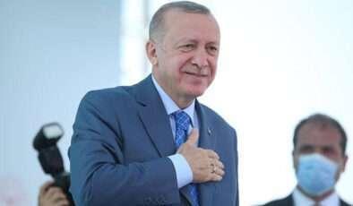 Erdoğan kendine yaptığı zamla maaşını 100 bin TL'ye çıkardı
