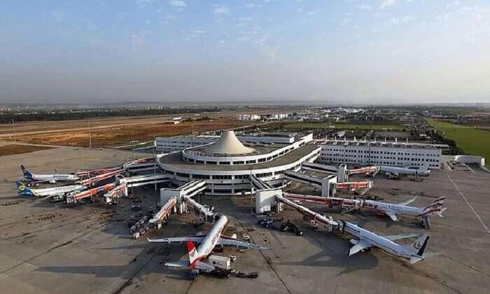 İşte turizm merkezlerindeki havalimanlarının yolcu sayıları